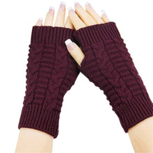 Fashion Wool Gloves And Mittens
