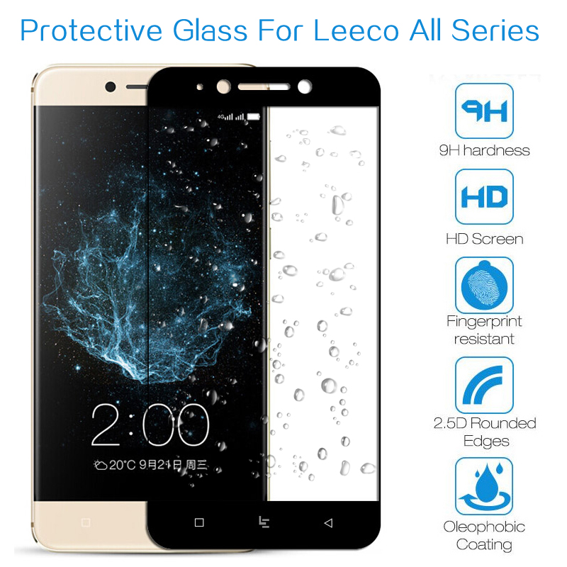 Protective Glass For <font><b>leeco</b></font> cool 1 Tempered Glass For <font><b>letv</b></font> <font><b>LEeco</b></font> <font><b>le</b></font> <font><b>s3</b></font> <font><b>x522</b></font> pro3 <font><b>le</b></font> 2 x526 le2 Pro 3 cool1 Protection cover Film image