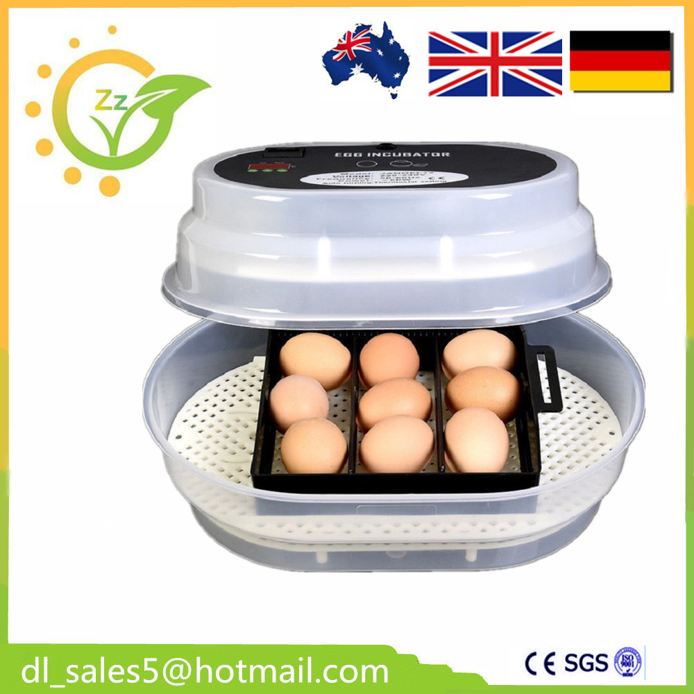 Mini 48 Chicken Automatic Egg Incubators Sale Auto Turn China Fully Hatchery Machine for Duck Pigeon Quail Parrot ce certificate poultry hatchery machines automatic egg turning 220v hatching incubators for sale