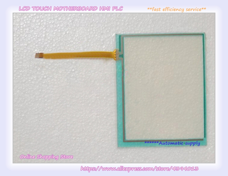 New Touch screen glass ATP-072 7.2 Inches 4 Wires Touch Panel цена