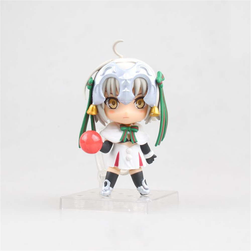 Fate Grand Order Joan of Arc Action Figure #815 Jeanne d'Arc Archer Nendoroid Anime Figure PVC Kawaii Gift Toys Doll Model PM