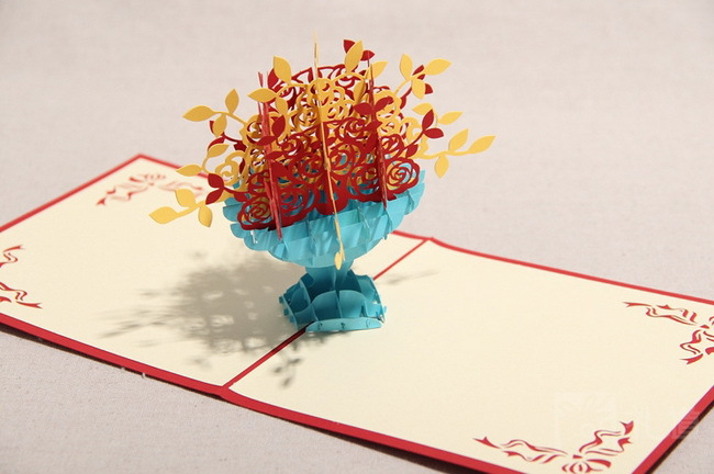 5pcslot3d pop up greeting carddiy drawing tresure bowl design 5pcslot3d pop up greeting carddiy drawing tresure bowl designcard for wedding birthday valentine christmas gift card on aliexpress alibaba bookmarktalkfo Image collections