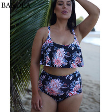 BANDEA Swimwear Female Swimsuit Micro Bikini Push Up Woman Swimming Suit For Women Large Size 2019