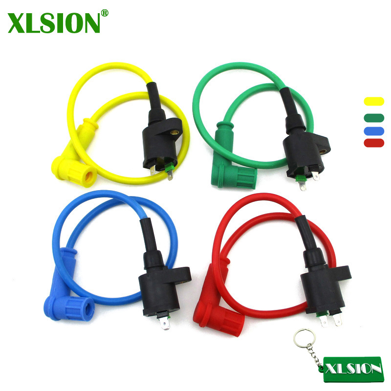 XLSION Racing Ignition Coil For Dirt Pit Bike 90 110cc 125cc 150cc CRF50 SSR Thumpstar