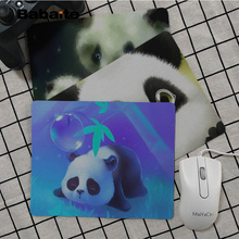 Babaite Custom Skin panda Sleep Office Mice Gamer Soft Mouse Pad Top Selling Wholesale Gaming mouse
