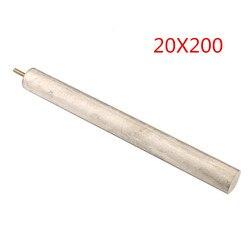 Isuotuo 20x185mm/20x200mm/20x250mm/20x300mm haste do ânodo do magnésio para o aquecedor de água elétrico m4/m5/m6 haste do magnésio