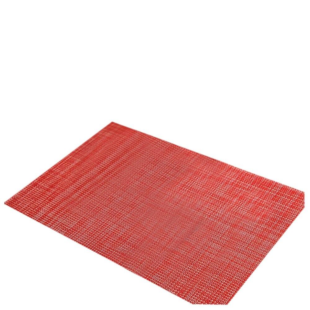 Лидер продаж Посуда столовых изоляции коврики столик подставки Кухня столовая, бежевый
