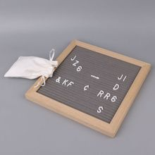 Купить с кэшбэком Characters For Felt Letter Board 290 Piece Numbers For Changeable Letter Board