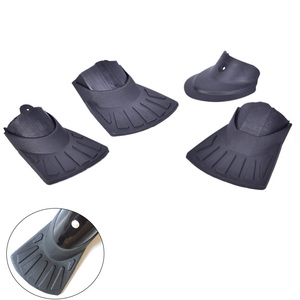 4 style Bicycle Fender Protection Fish Tail Cover Plastic MTB Road Bike Part Accessories(China)