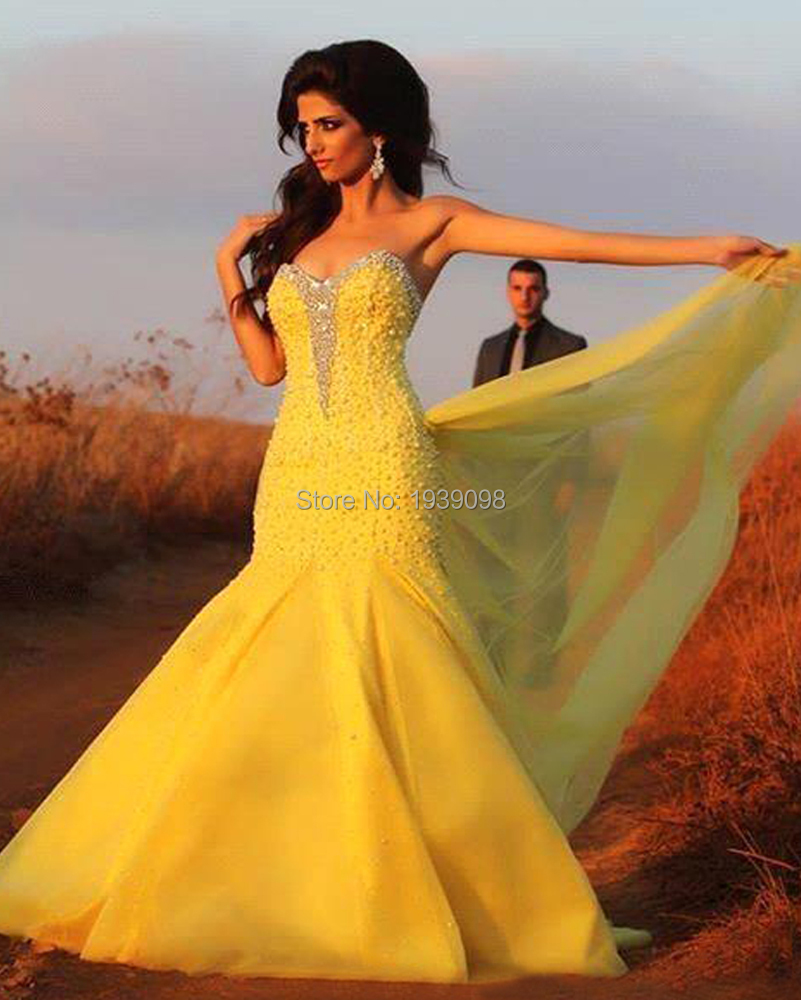 2015 African Traditional Prom Dresses 2016 Sweetheart Beaded Bodice ...