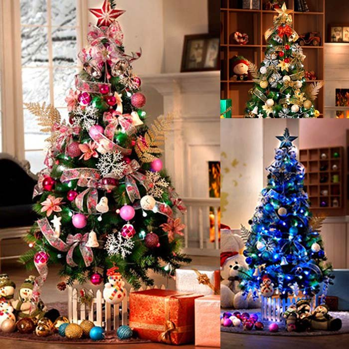 2012 Newest Christamas Tree Ornament Pink 180cm Decorated Set Include Tree  Discount Wholesale And Retail-in Christmas from Home & Garden on  Aliexpress.com ... - 2012 Newest Christamas Tree Ornament Pink 180cm Decorated Set
