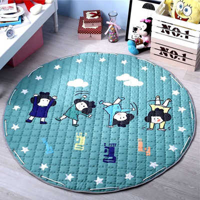 Padded Floor Mats Gym For Kids Baby