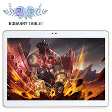 2017 New 10 inch Quad Core 3G Tablet 2GB RAM 16GB ROM 1280*800 Dual Cameras Android 6.0 Tablet 10.1 inch  Free Shipping