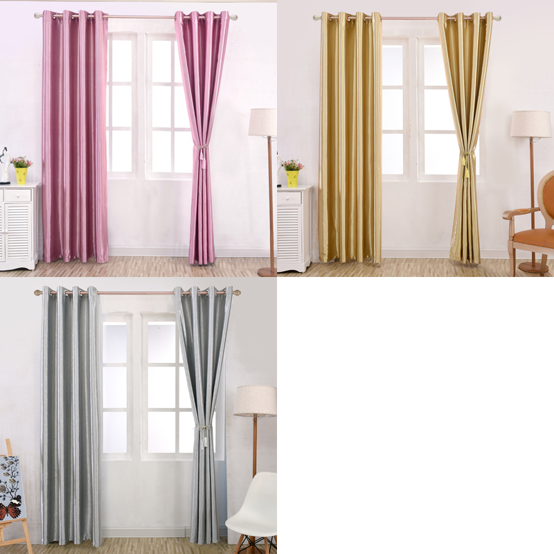 Short curtains for bedroom bedroom ideas for new house for Grey bedroom window treatments