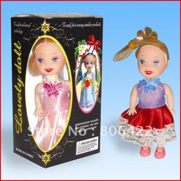 Free Shipping Beautiful Plastic toy ,silicone dolls, Fashion Doll,Baby or Girl Gifts Toys