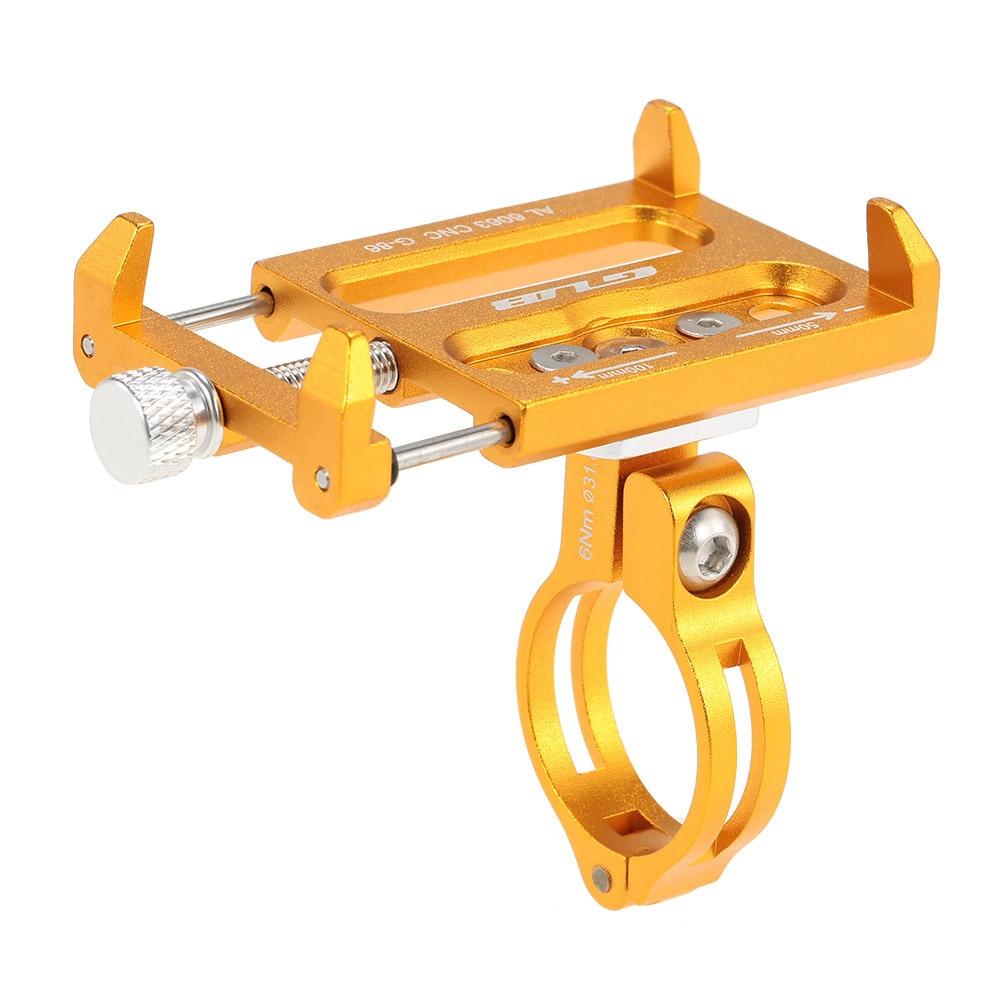 GUB 5 boja univerzalni nosač za bicikle za telefon aluminijski - Biciklizam - Foto 2
