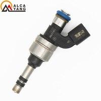 1X 12633784 Fuel Injector Nozzle For Chevrolet Impala Equinox Captiva Sport Buick Regal Verano LaCrosse GMC
