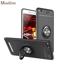 hot deal buy makeulike ring slim cover for xiaomi redmi 4a 4x case soft tpu phone back cases for xiaomi redmi 4x 4a cover