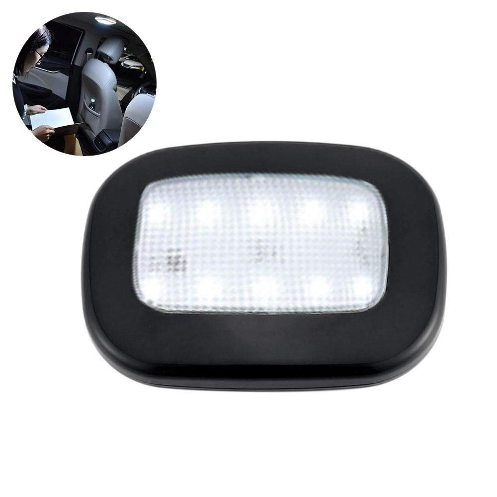 Car Reading Light USB Charging Auto Ceiling Roof Lights Magnet Wireless Trunk Day Time Interior Light Car Back Trunk Lights