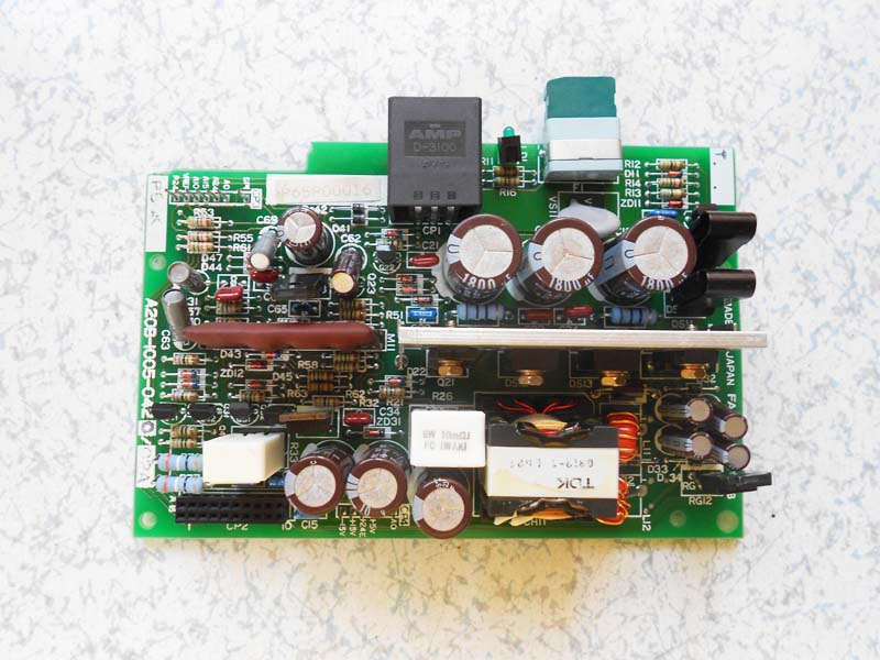 Fanuc pcb board A20B-1005-0420 FANUC spare parts dhl ems 1pcs for fanuc a20b 3300 0476