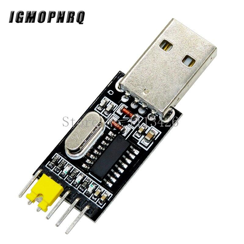 CH340 modul USB zu TTL CH340G upgrade download eine kleine draht pinsel platte STC mikrocontroller-board USB zu seriell