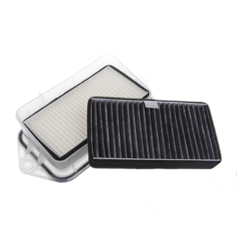 Conjunto 1 3 Buracos Filtro de Cabine Para Vw Passat Sagitar Magotan Tiguan Touran Audi Buy1 + 1 transporte Da Gota Livre