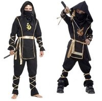 Kids Adult Ninja Costume Boys Girls Women Men Children S Day Party Warrior Stealth Assassin Halloween