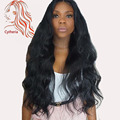 8A Lace Front Wigs Brazilian Hair Body Wave Glueless Full Lace Wig With Combs And Straps 150 Density Lace Fornt Human Hair Wigs