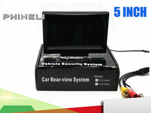 5 inch TFT LCD Audio Video Security Tester font b CCTV b font Camera Test Monitor