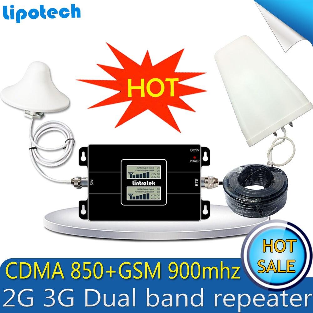 Repetidor GSM Booster!! Dual Band CDMA 850 GSM 900 Mobile Signal Repeater Repetidor de sinal de celular 850mhz Amplifier SetRepetidor GSM Booster!! Dual Band CDMA 850 GSM 900 Mobile Signal Repeater Repetidor de sinal de celular 850mhz Amplifier Set