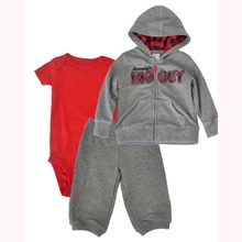 LionBear Baby Boy Clothes Bodysuit Infant 6-24 months Outfits Jumpsuit Toddler Long Sleeve Suit clothing for baby birthday gift