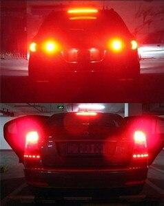 1 шт. 1157 BAY15D P21/5 Вт BAZ15D P21/4 Вт BAW15D PR21/5 Вт 33 SMD 5630 Автомобильные светодиодные лампы белого и красного цвета 12 В автомобильная лампа заднего фонарика ДХО.