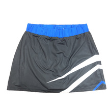 Breathable Polyester Tennis Woman Pantskirt Anti-emptied Sports Skirts for Badminton Running Fitness DIJIUYIN