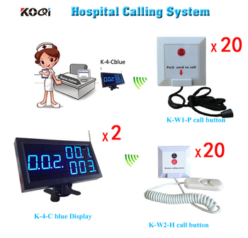 Nurse Call Bell System for Hospital Patient to Call