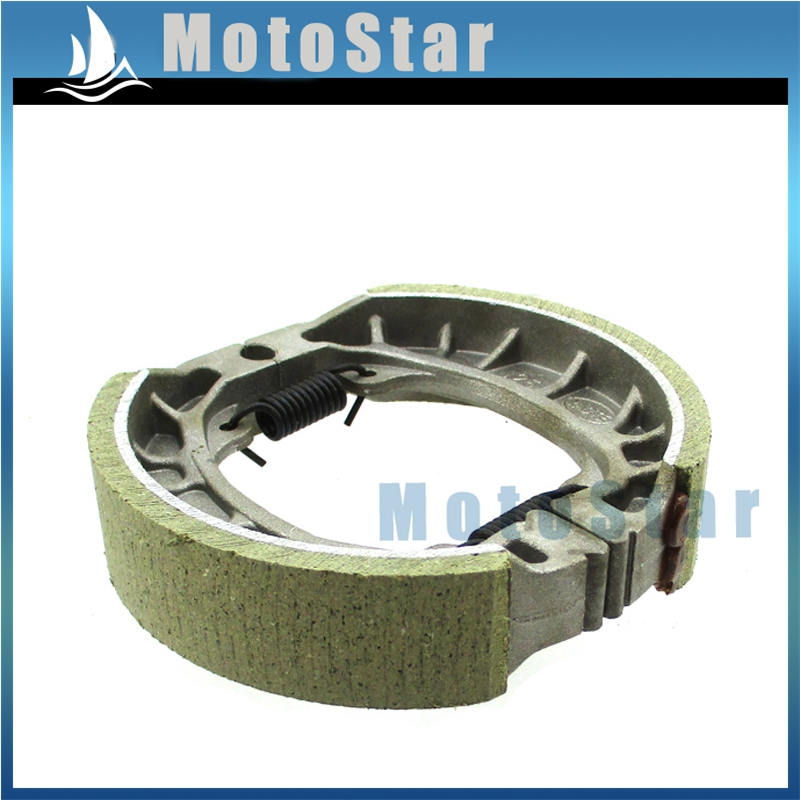 cg125 105mm brake drum shoe for baja motorsports mini bike mb165 mb200 gy6  50cc 125cc 150cc scooter moped-in brake disks from automobiles &  motorcycles on