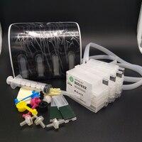 einkshop 950XL 951xl CISS With Permanent Chip For HP 950 951 xl Officejet Pro 8100 8600 8610 8615 8620 8680 8630 8640 Printer