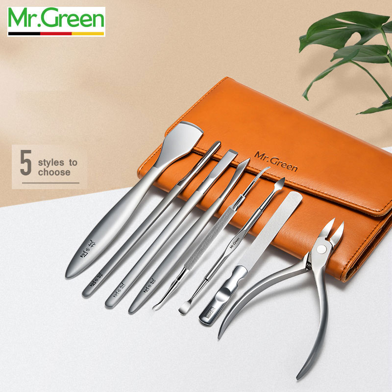 Pedicure tools Toe Cuticle Knife Feet Pedicure Callus Rasp File Foot Hard Dead Skin Remover Nail Foot Care Tool Kit nail clipper