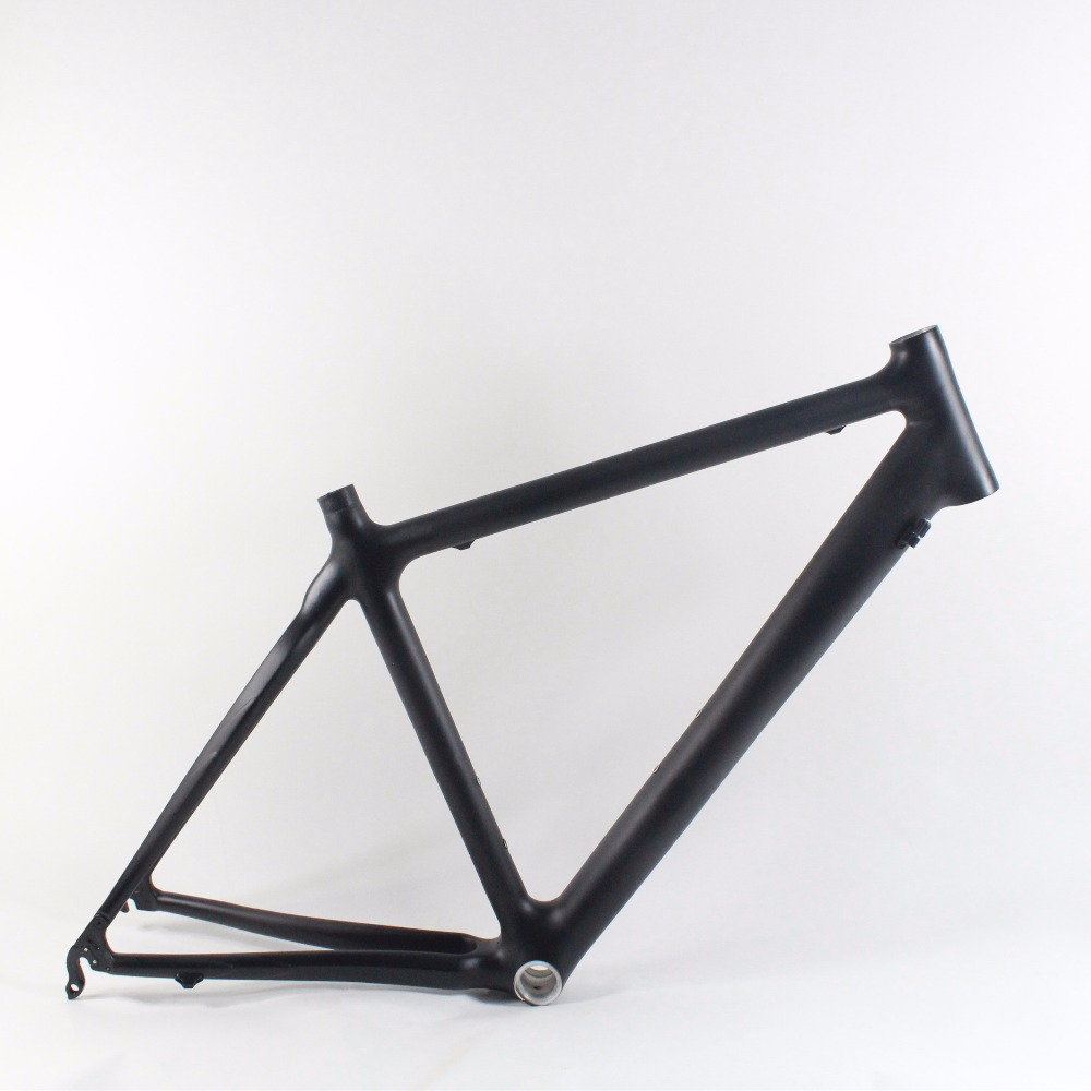 700C Road Bike Frame   UD Full Carbon Fibre Frame   Carbon Bicycle Frame smileteam new 27 5er 650b full carbon suspension frame 27 5er carbon frame 650b mtb frame ud carbon bicycle frame