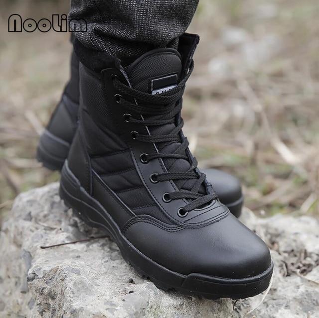 601d6ac7a74708 Hot sprzedam Retro buty wojskowe zima w stylu angielskim modne męskie  krótkie czarne buty buty wojskowe