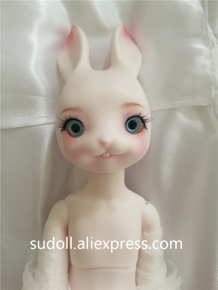SuDoll Cute BJD Doll Rabi resin Model 1/6 bjd doll hot sale кукла bjd dc doll chateau 6 bjd sd doll zora soom volks
