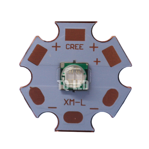 5W 5050 Ultra Violet UV 365nm 380nm 395nm <font><b>420nm</b></font> High Power <font><b>Led</b></font> Emitter on 20mm Copper Star image