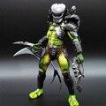 NECA Alien vs Predator Predator series muñeca villano Lobo Solitario articulaciones móviles