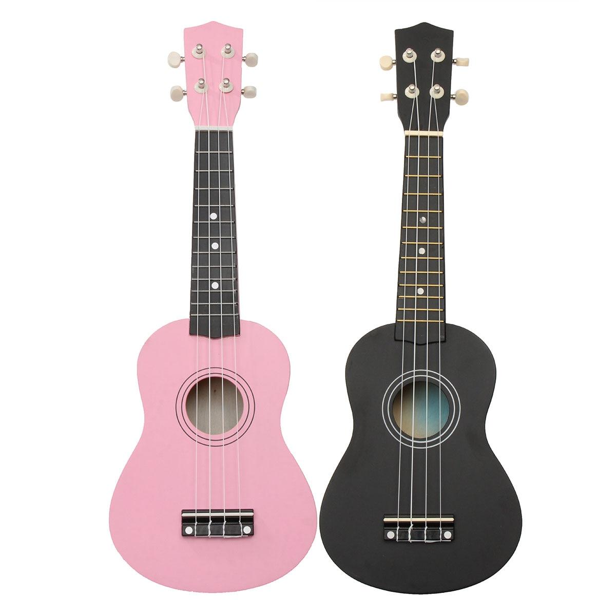 zebra 21 black pink maple basswood soprano ukulele uke nylon 4 strings 12 fret acoustic bass. Black Bedroom Furniture Sets. Home Design Ideas