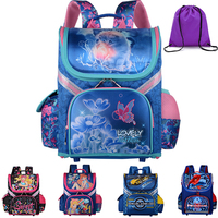NEW 2016 Children School Bags Kids Butterfly Car Boys School Backpack Girls Orthopedic Waterproof EVA Schoolbag