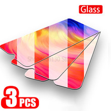 3 1PCS 9H Tempered Glass For Xiaomi Redmi Note 7 6 Pro Screen Protector Glass For Xiaomi Redmi 7 6 6A Note 7 Protective Glass