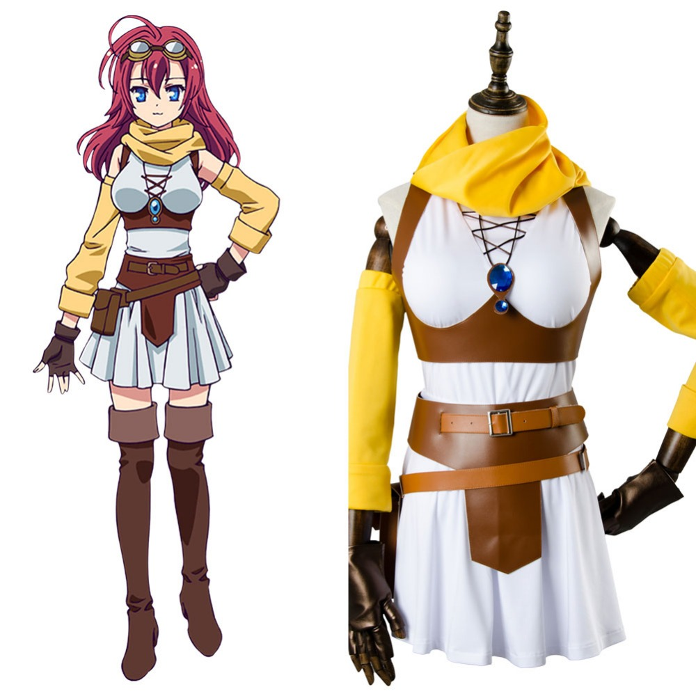 No Game NO Life Cosplay Zero Couronne Dola Outfit Full Sets Cosplay Costume Adult Women Halloween Party