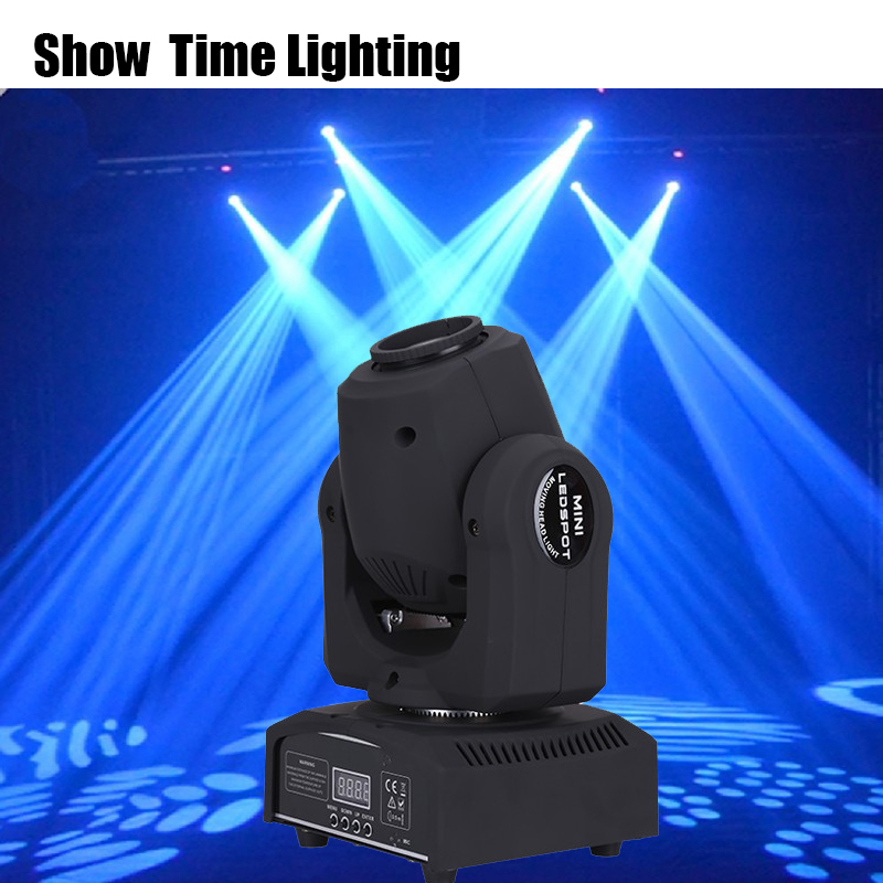 High Bright 30W LED image Moving Head Spot Light good use for Club DJ Stage Lighting Party Disco Moving heads Light