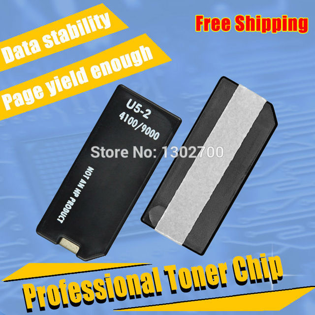 C8061X 8061X 61X 8061 C8543X Toner cartridge chip for hp LaserJet 4100 9000 9040 9050 9050dn 9040n printer Powder refill reset