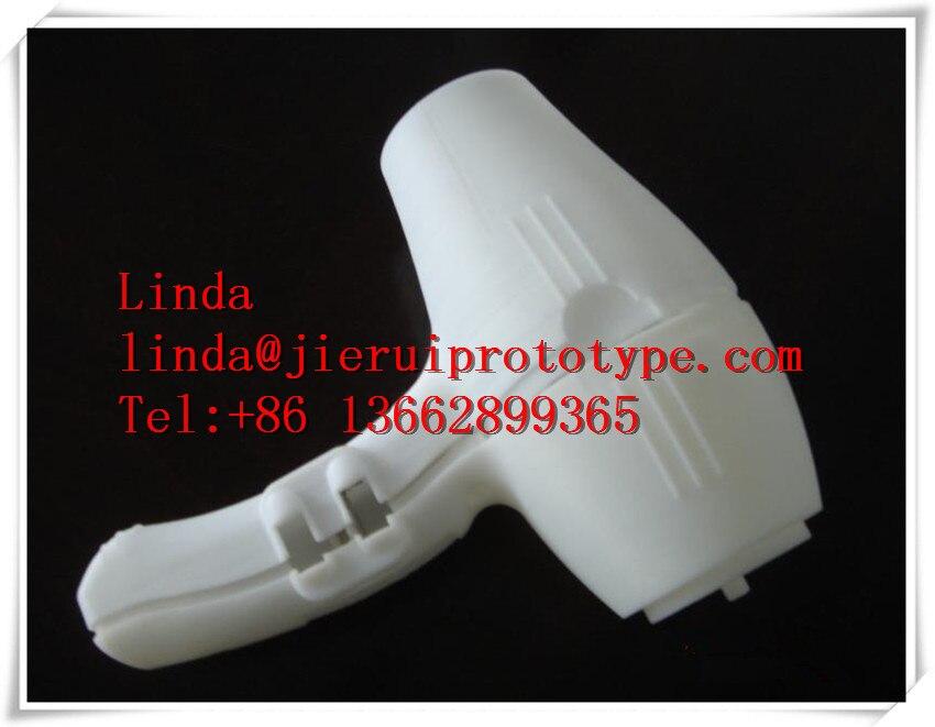 CNC Service D'usinage en plastique CNC usinage prototype Beauté instrument prototype 3D d'impression