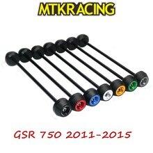 Gratis levering voor SUZUKI GSR 750 2011-2015 CNC Bewerkt Motorfiets drop ball/schokdemper